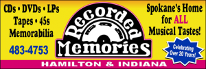 Recorded Memories billboard